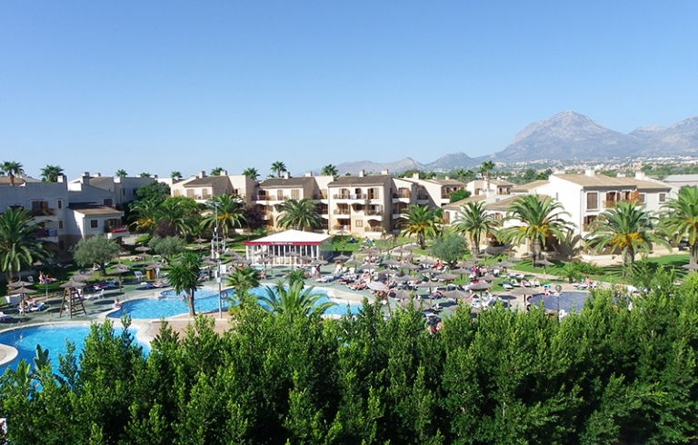 Albir Garden Sports Resort